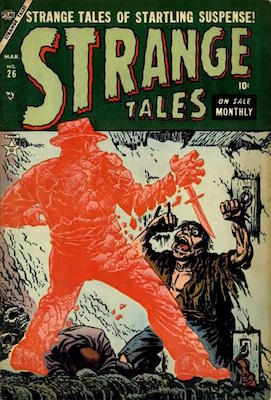 Strange Tales 26. Click for value
