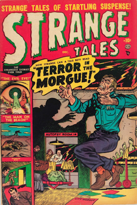 Strange Tales  #4: click for value