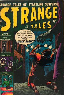 Strange Tales #6. Click for value