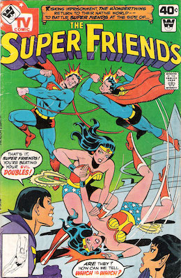 Super Friends #21. Click for current values.
