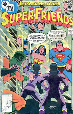 Super Friends #23. Click for current values.