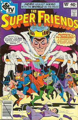 Super Friends #25. Click for current values.