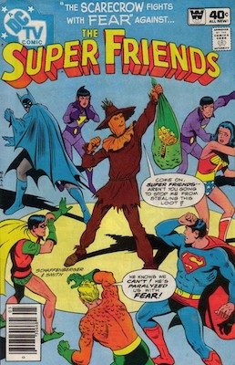 Super Friends #32. Click for current values.