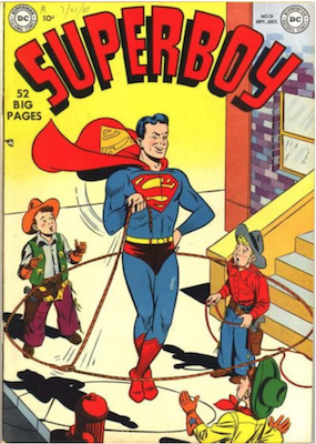 Superboy #10. Click for current values.