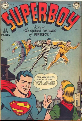 Superboy #16. Click for current values.