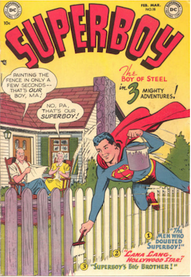 Superboy #18. Click for current values.