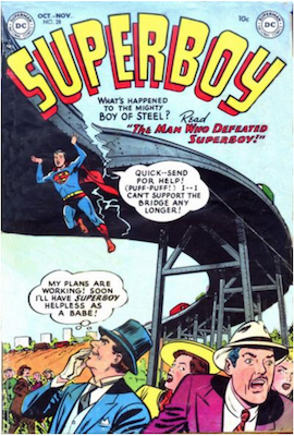 Superboy #28. Click for current values.