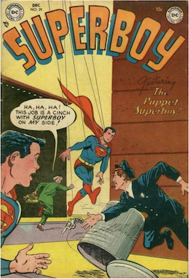 Superboy #29. Click for current values.