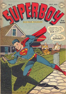 Superboy #3. Click for current values.