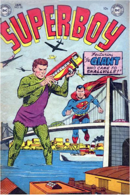 Superboy #30. Click for current values.