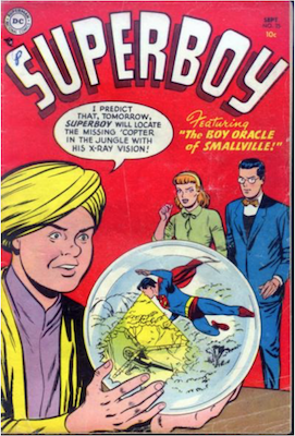 Superboy #35. Click for current values.
