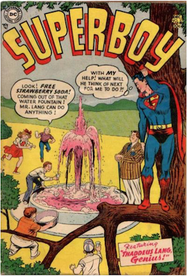 Superboy #37. Click for current values.