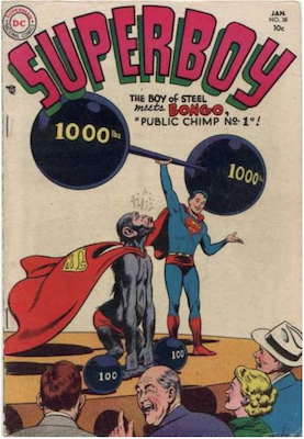 Superboy #38. Click for current values.