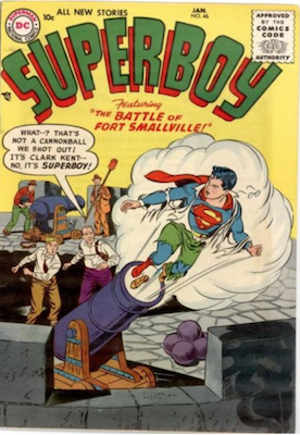 Superboy #46. Click for current values.