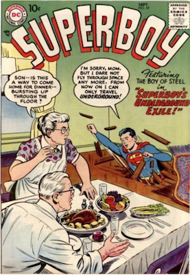 Superboy #59. Click for current values.