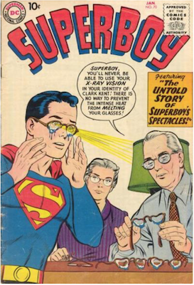 Superboy #70. Click for current values.