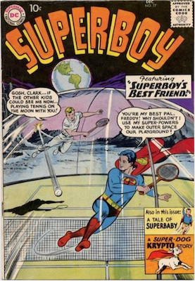 Superboy #77. Click for current values.