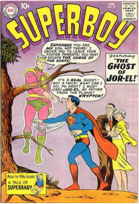 Superboy #78. Click for current values.