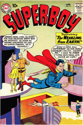 Superboy #81. Click for current values.
