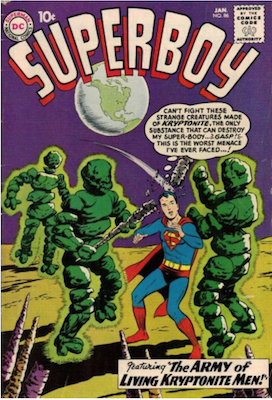 Superboy #86. Click for current values.