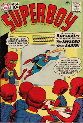Superboy #88. Click for current values.