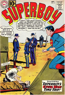 Superboy #91. Click for current values.