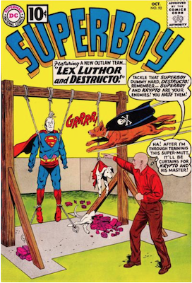 Superboy #92. Click for current values.