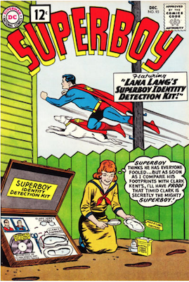 Superboy #93. Click for current values.