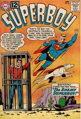Superboy #96. Click for current values.