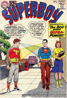 Superboy #98. Click for current values.