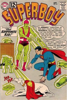 Superboy #99. Click for current values.