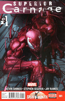 Superior Carnage #1. Click for values