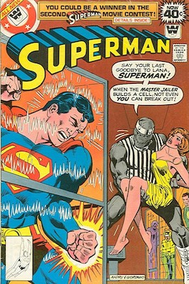Superman #331. Click for current values.