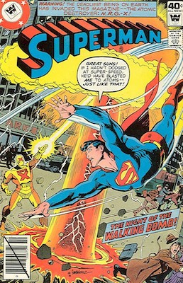 Superman #340. Click for current values.