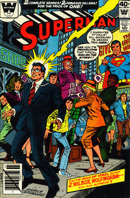 Superman #341. Click for current values.