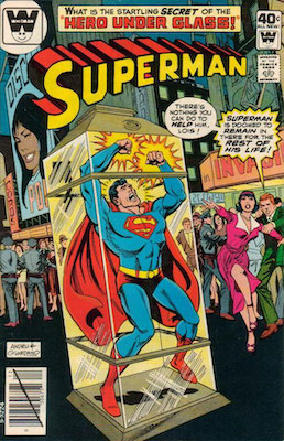 Superman #342. Click for current values.
