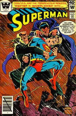 Superman #344. Click for current values.