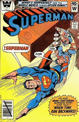 Superman #345. Click for current values.