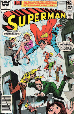 Superman #350. Click for current values.