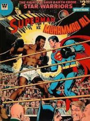 Superman vs Muhammed Ali C56. Click for current values.
