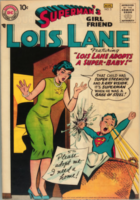 Superman's Girlfriend Lois Lane #3. Click for current values.