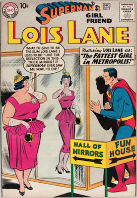Superman's Girlfriend Lois Lane #5. Click for current values.