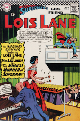 Superman's Girlfriend Lois Lane #65. Click for current values.