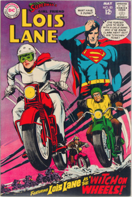Superman's Girlfriend Lois Lane #83. Click for current values.