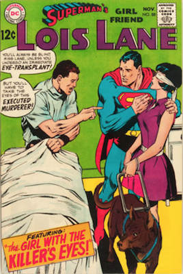 Superman's Girlfriend Lois Lane #88. Click for current values.