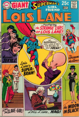 Superman's Girlfriend Lois Lane #95. Click for current values.