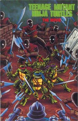 Teenage Mutant Ninja Turtles The Movie (1990), nn. Mirage Studios. Click for values