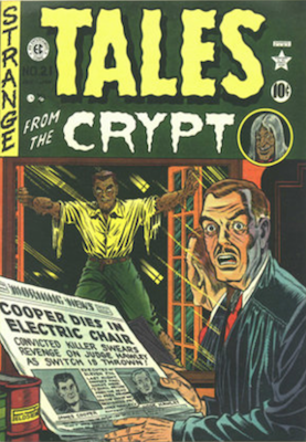 Tales from the Crypt #21. Click for current values.