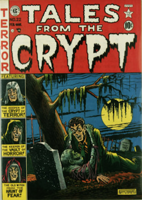 Tales from the Crypt #22. Click for current values.