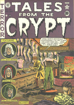 Tales from the Crypt #25. Click for current values.